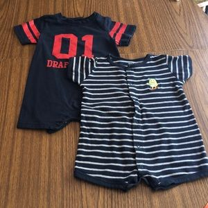 Bundle of Two Rompers
